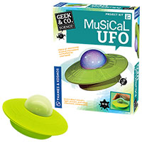 Geek & Co Musical UFO