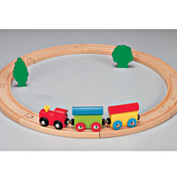 Nuchi - Circle Train Set
