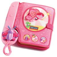 Tiny Princess Touch & Discover Book