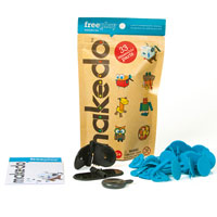 Makedo FreePlay Kit for Fun - 30 pc