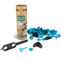 Makedo FreePlay Kit for One - 65 pc