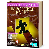 4M Science Magic - Impossible Paper