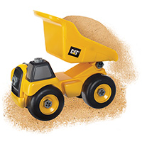 CAT Take-A-Part Machines - Dump Truck