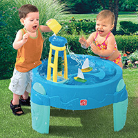 WaterWheel Play Table