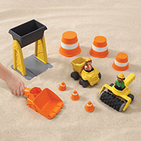 Sand-Tastic Construction Set