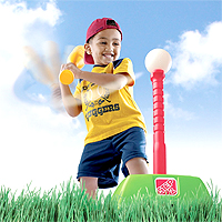 2 in 1 T-Ball & Golf Set