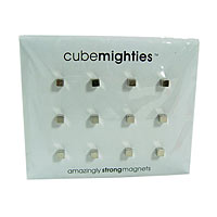 Double Cube Mighties Magnets - 12 Pack