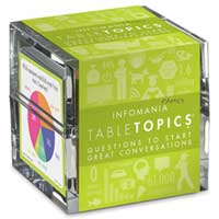 Table Topics Infomania - Family