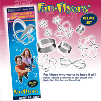 Fun Flyers Deluxe Refill - 10 pack