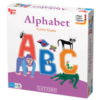 ABC Alphabet Letter Game