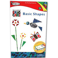 Eric Carle Basic Shapes Colorforms Play Set