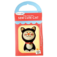 My Studio Girl Sew Cute Cat