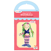 My Studio Girl Dress Up Doll - Mermaid Lily