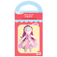 My Studio Girl Dress Up Doll - Fairy Petal