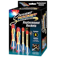 Skylight Rocket Replacement Rockets