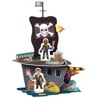 Velcro Kids Pirate Ship