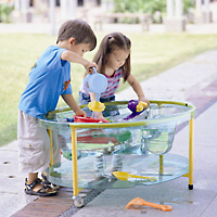 Sand and Water Table - Clear