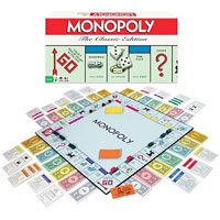 Monopoly the Classic Edition