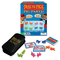 Pass The Pigs Pig Party Edition