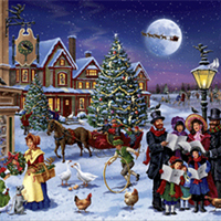 Pastime Puzzles 12 Days of Christmas - 1000 pc