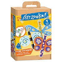 Artzooka Clothes Pin Wings