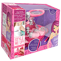 Style Me Up Magnifying Jeweller Station