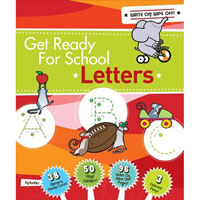Get Ready for School - Letters