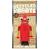 Recycled Robots - 10 Robot Projects