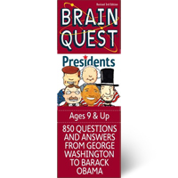 New Brain Quest Presidents