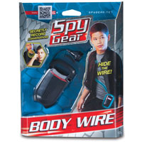 Spy Gear - Body Wire