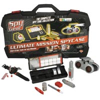 Spy Gear Ultimate Mission Spy Case