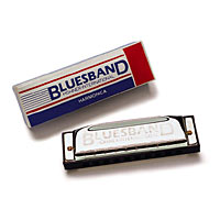 Blues Band Harmonica