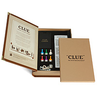 Clue Library Classic Edition