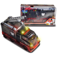 Torch Fire Truck with Story Book & R/C Transmitter