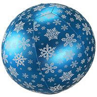 Y'all Ball Christmas Bank 'n Ball