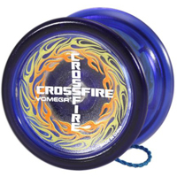 Crossfire High Performance Rim Weighted YoYo