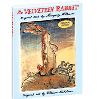 The Velveteen Rabbit Hardcover Book