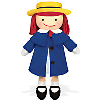 Madeline 16 inch Plush Doll