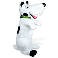 Harry the Dirty Dog 10 inch Plush Toy