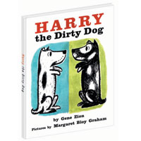 Harry the Dirty Dog Hardcover Book