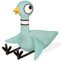 Pigeon 11.5 inch Plush Toy