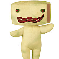 The Stinky Cheese Man 8 inch Plush Toy