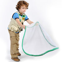 Backyard Safari Reptile Hunters Super Throw Net