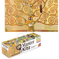 MasterKitz - The Tree of Life by Gustav Klimt