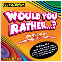 Zobmondo - Would You Rather Game