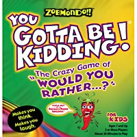 Zobmondo - You Gotta Be Kidding Game