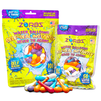 Zorbz Self-Sealing Water Balloons