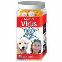 Zometool Animal Virus Kit