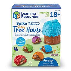 Spike the Fine Motor Hedgehog® Sensory Tree House