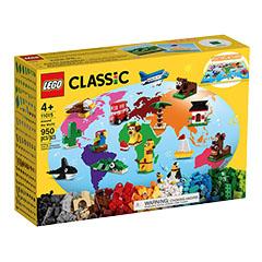 LEGO Classic - Around the World